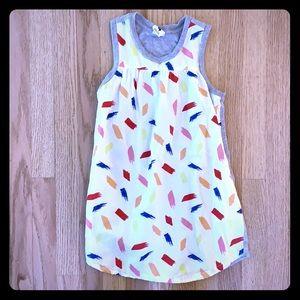 Stem dress size 4